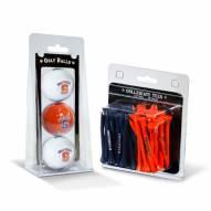 Syracuse Orange Golf Ball & Tee Pack