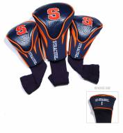 Syracuse Orange Golf Headcovers - 3 Pack