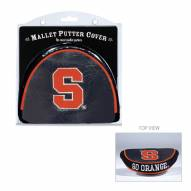 Syracuse Orange Golf Mallet Putter Cover