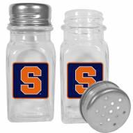 Syracuse Orange Graphics Salt & Pepper Shaker