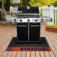 Syracuse Orange Grill Mat