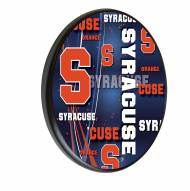 Syracuse Orange Digitally Printed Wood Sign