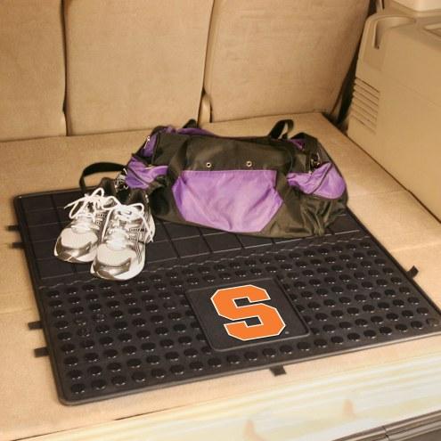 Syracuse Orange Heavy Duty Vinyl Cargo Mat