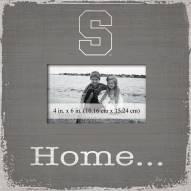 Syracuse Orange Home Picture Frame
