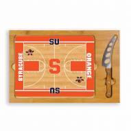 Syracuse Orange Icon Cutting Board