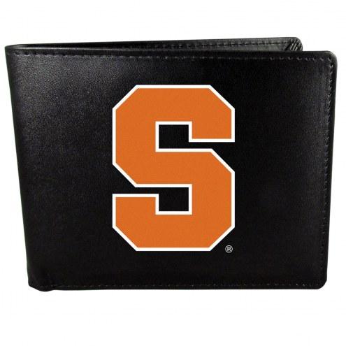 Syracuse Orange Large Logo Bi-fold Wallet