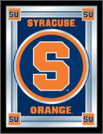 Syracuse Orange Logo Mirror