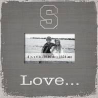 Syracuse Orange Love Picture Frame