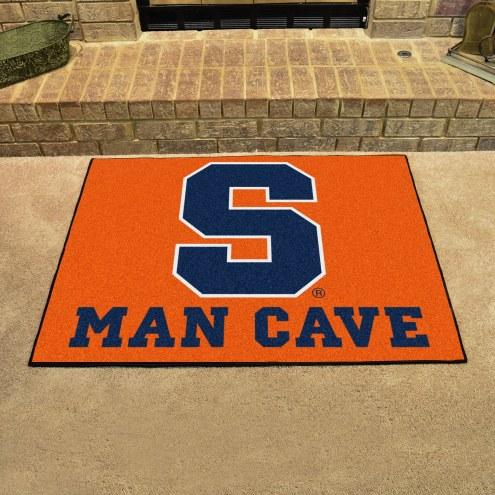 Syracuse Orange Man Cave All-Star Rug