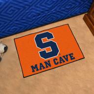 Syracuse Orange Man Cave Starter Mat
