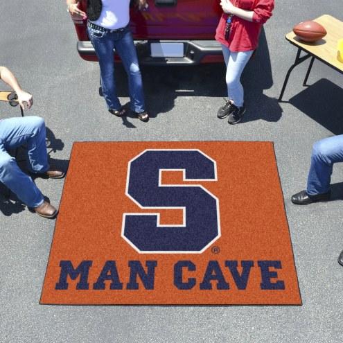 Syracuse Orange Man Cave Tailgate Mat