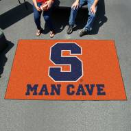Syracuse Orange Man Cave Ulti-Mat Rug