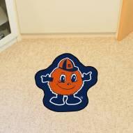 Syracuse Orange Mascot Mat