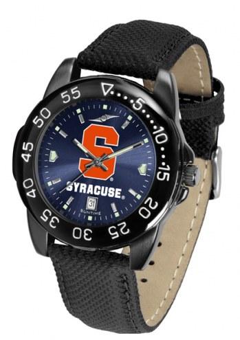 Syracuse Orange Men's Fantom Bandit AnoChrome Watch