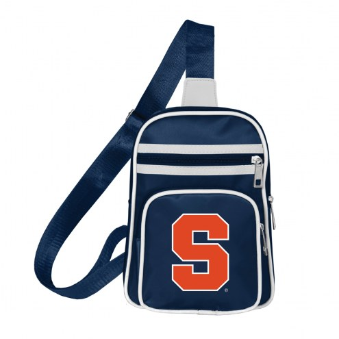Syracuse Orange Mini Cross Sling Bag