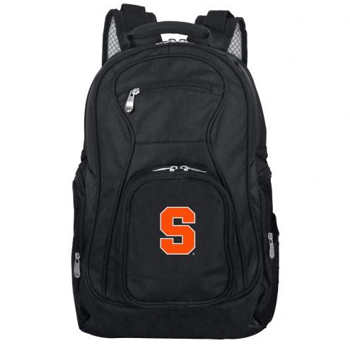 Syracuse Orange Laptop Travel Backpack