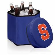 Syracuse Orange Navy Bongo Cooler