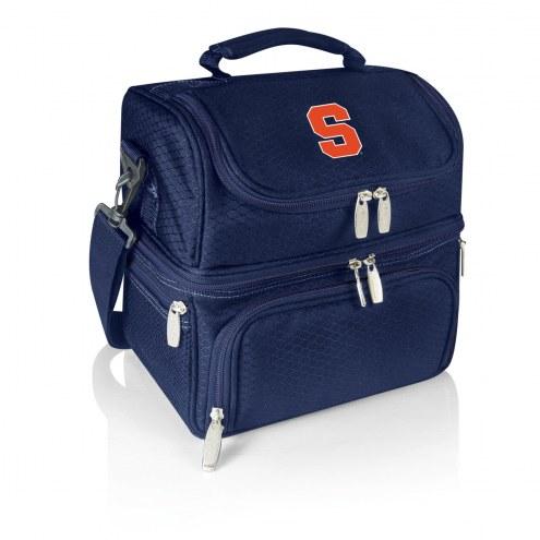 Syracuse Orange Navy Pranzo Insulated Lunch Box