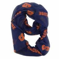 Syracuse Orange NCAA Sheer Infinity Scarf