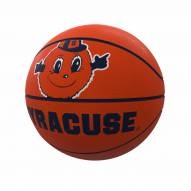 Syracuse Orange Official Size Rubber Basketball