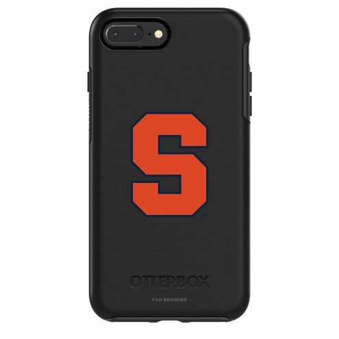 Syracuse Orange OtterBox iPhone 8/7 Symmetry Black Case
