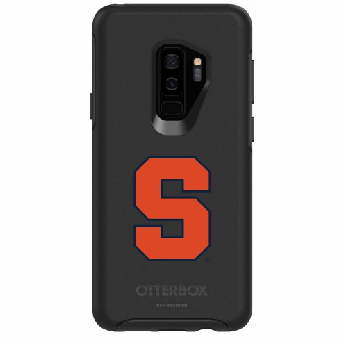 Syracuse Orange OtterBox Samsung Galaxy S9+ Symmetry Black Case