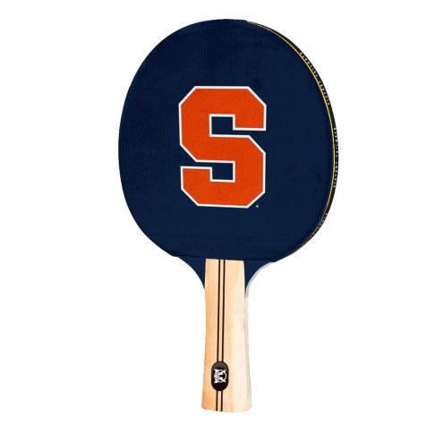 Syracuse Orange Ping Pong Paddle