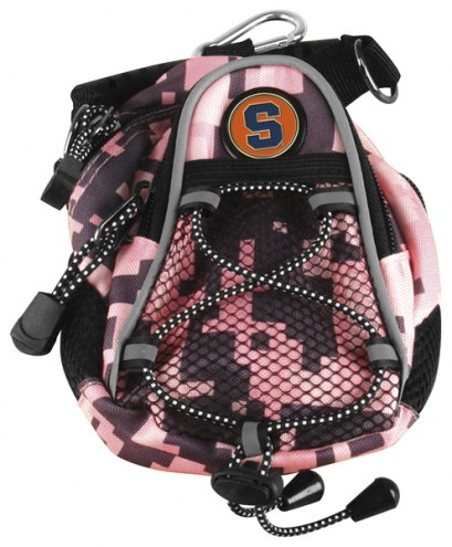 Syracuse Orange Pink Digi Camo Mini Day Pack