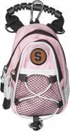 Syracuse Orange Pink Mini Day Pack
