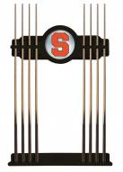 Syracuse Orange Pool Cue Rack