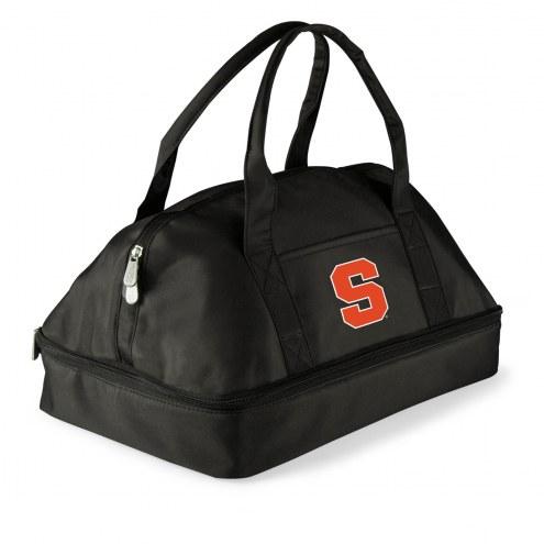 Syracuse Orange Potluck Casserole Tote
