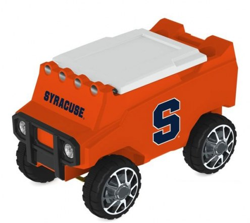 Syracuse Orange Remote Control Rover Cooler