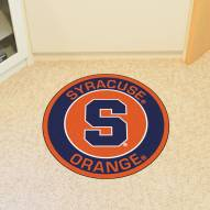 Syracuse Orange Rounded Mat