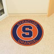 Syracuse Orange Rounded Mat