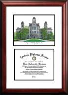 Syracuse Orange Scholar Diploma Frame