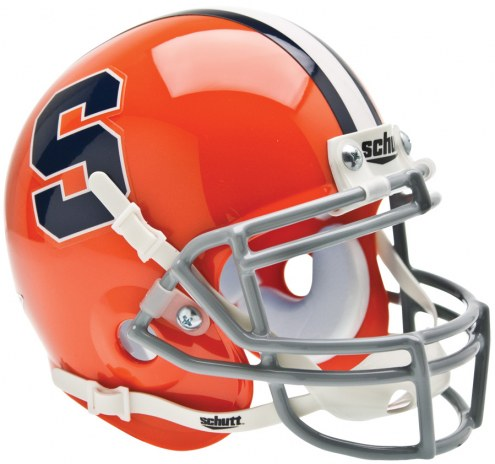 Syracuse Orange  Schutt XP Collectible Full Size Football Helmet