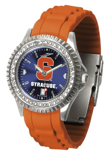 Syracuse Orange Sparkle Women's Watch