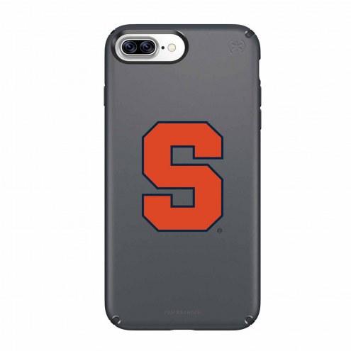 Syracuse Orange Speck iPhone 8 Plus/7 Plus Presidio Black Case