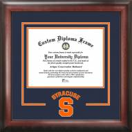 Syracuse Orange Spirit Diploma Frame