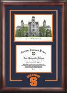 Syracuse Orange Spirit Graduate Diploma Frame