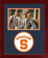 Syracuse Orange Spirit Horizontal Photo Frame