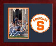 Syracuse Orange Spirit Vertical Photo Frame