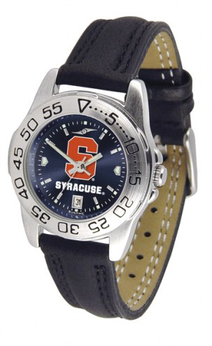 Syracuse Orange Sport AnoChrome Women's Watch