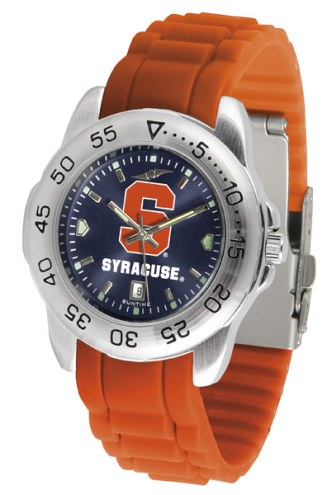 Syracuse Orange Sport Silicone Men's Watch