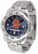 Syracuse Orange Sport Steel AnoChrome Men's Watch