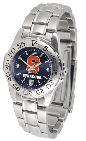 Syracuse Orange Sport Steel AnoChrome Women's Watch