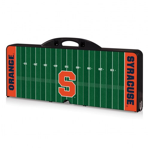 Syracuse Orange Sports Folding Picnic Table