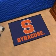 Syracuse Orange Starter Rug