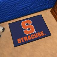 Syracuse Orange Starter Rug