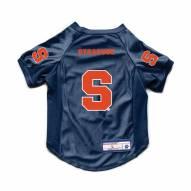 Syracuse Orange Stretch Dog Jersey